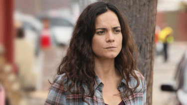 Alice Braga is the star of Queen of the South, on Netflix.