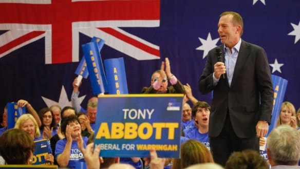 Abbott signals wish to stay in Parliament for six more years