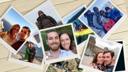 Travel became a priority after my husband's diagnosis — and then the borders closed