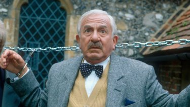 John Bluthal actor in The Vicar of Dibley.