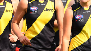 Richmond have named a new AFLW coach.