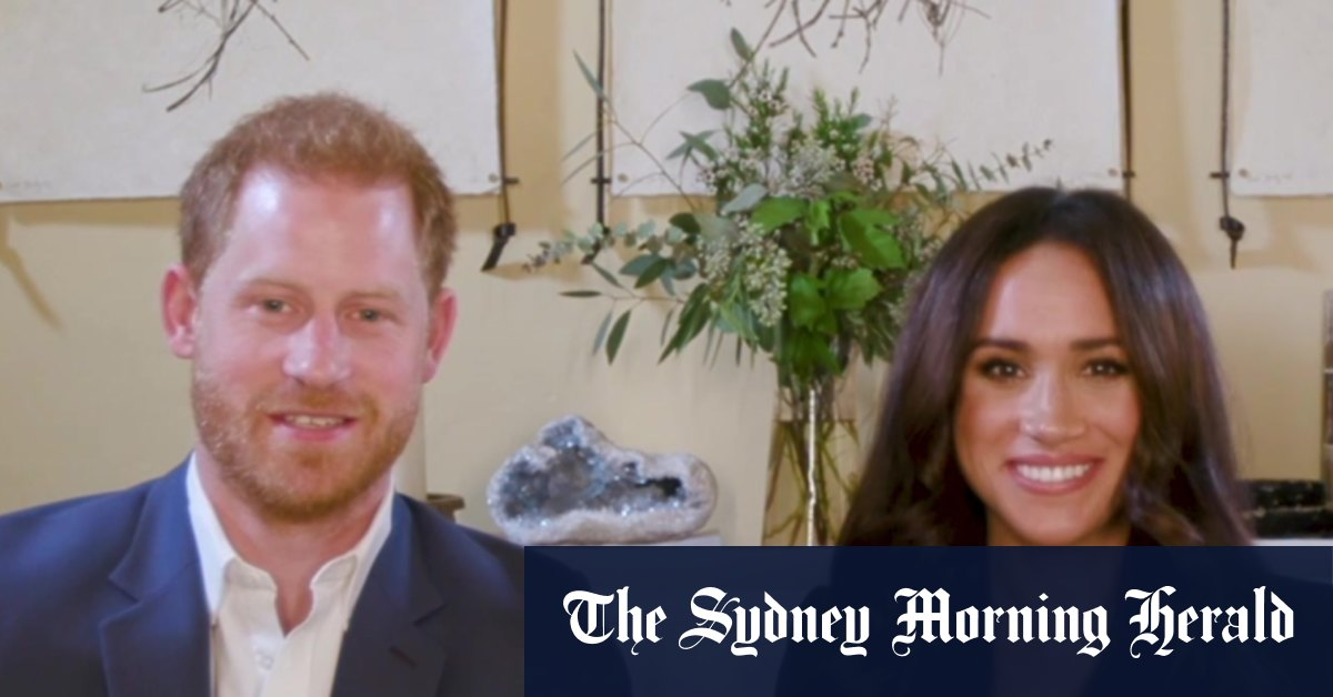 Prince Harry and Meghan Markle release first podcast as part of $54.5m Spotify deal – Sydney Morning Herald