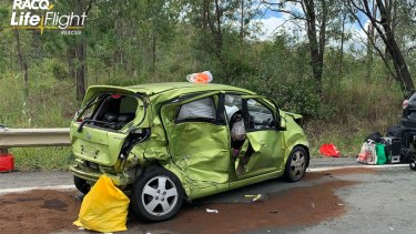 Four dead, two seriously injured on Queensland roads