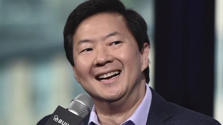 Actor Ken Jeong was a doctor before he became a comedian.