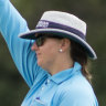 From master chef to master umpire: McCabe makes her mark