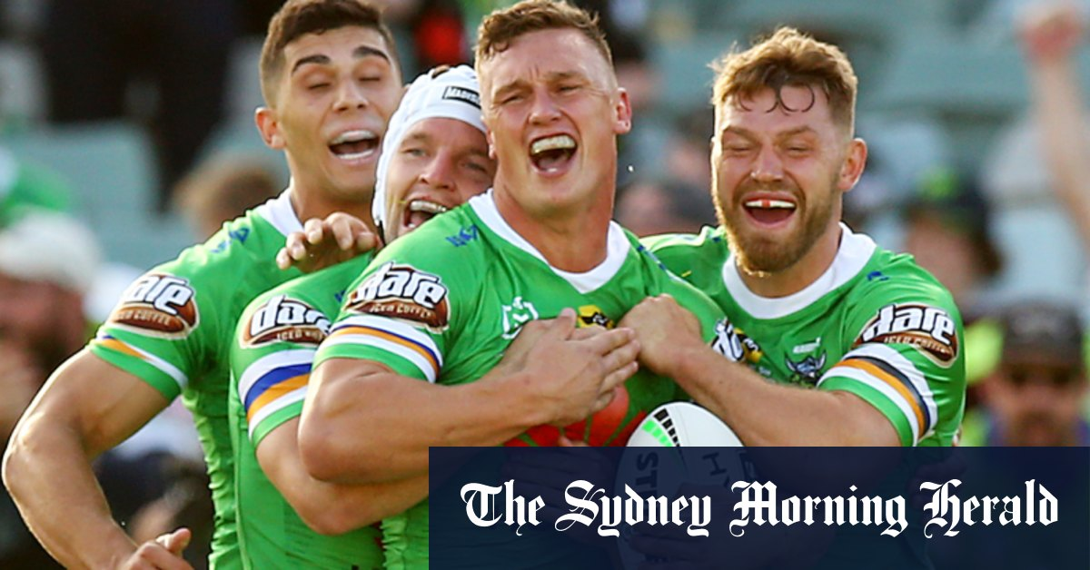 Nrl 2020 Canberra Raiders Defend Resting Stars As Nrl Rules Out Afl Style Pre Finals Bye