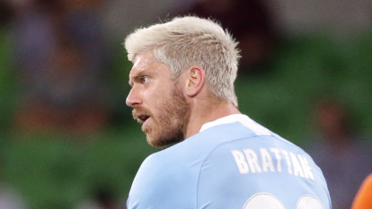 Sydney FC, Melbourne Victory in tug-of-war for Luke Brattan