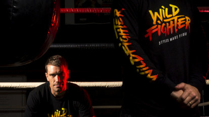 Tomlinson's Wildfighter aims to change the Australian boxing game