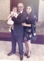Jozef Maragol and Anet Eyvazians with their daughter Arianna Maragol who died without explanation.