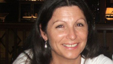 Julie Luezzi was diagnosed with BIA ALCL in 2013.