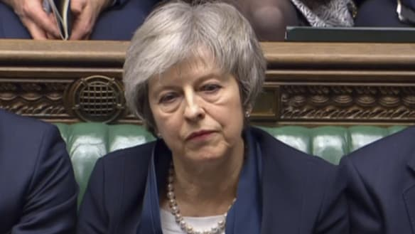 Theresa May made mistake after mistake in lead-up to Brexit defeat