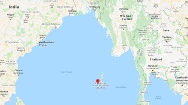 Sentinel Island is closer to Thailand than to India.