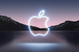Part of the invitation Apple has sent out to media.
