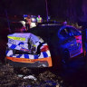 NSW police officers injured after Blue Mountains crash