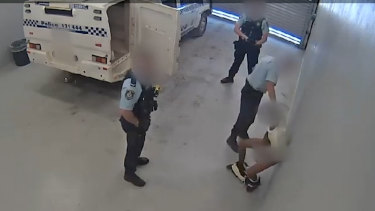 Police were found to have broken the law multiple times during the strip search of a 16-year-old Aboriginal boy in a regional town.