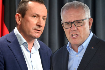 Mark McGowan has demanded the Commonwealth to step in and help with quarantining returning Australians.