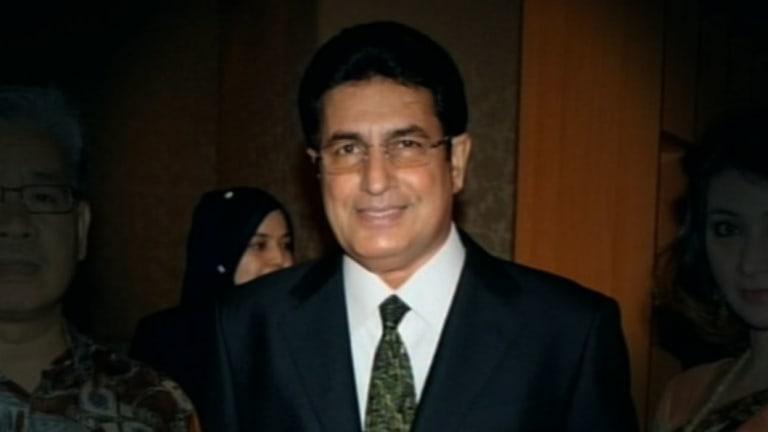 Abdul Kayum Syed Ahmad.