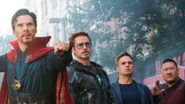 Access to the Marvel franchises through a deal with Disney is part of a surge for Stan.