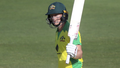 Nineteen down, two to go: Australia spin web for Kiwis as world record looms