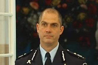 AFP deputy commissioner Ramzi Jabbour.