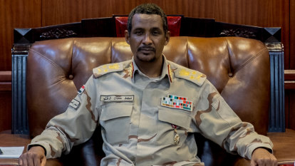 Sudan ousted a brutal dictator and got his enforcer instead