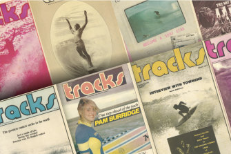Surfing bible and mainstay 'Tracks' turns 50 this month.