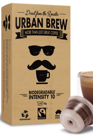 Urban Brew pods start at just 35 cents.