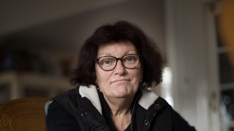 Jane Cartledge, who has lost a considerable amount of money after buying into a retirement village owned by a convicted criminal.