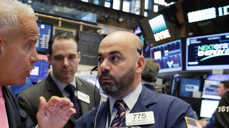 Wall Street had its best day in two weeks as tech shares shined.