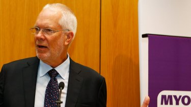 MYOB chairman Justin Milne  said the proposal was in the best interest of shareholders.