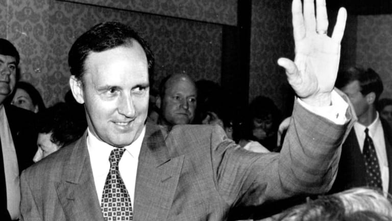 Changes to the pension age go back to the Keating era.