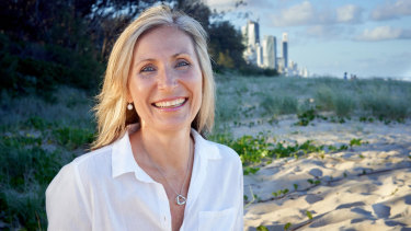 Broadbeach nutritionist and health educator Mona Hecke is running for Gold Coast mayor in 2020.