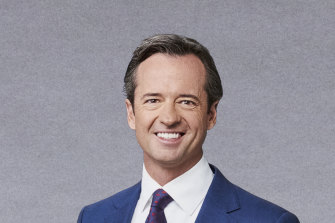 Hamish McLachlan will be presenting his third Olympic Games.