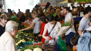 Head out to the Capital Region Farmers' Market for birthday celebrations.
