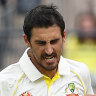 Starc raving mad: Warne not on Christmas card list