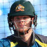 Smith edging towards return after net session against quicks
