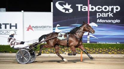 Menangle trots called off after positive COVID case