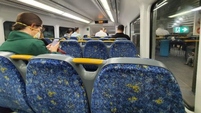 No imminent cuts for Sydney's eerily quiet transport network