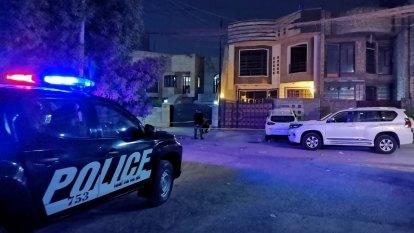 Iraqi terrorism expert shot dead outside home