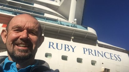 Doctor who helped on Ruby Princess warns against opening borders too quickly