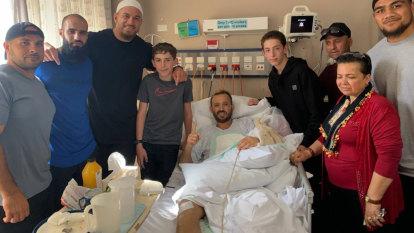 Christchurch anniversary: AFL star Houli recalls visit after attacks