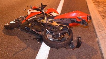 Motorcyclist, pillion rider seriously injured in Perth CBD crash
