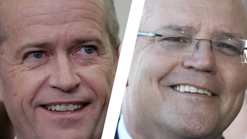 Broccoli or brussels sprouts? Voters struggle with Morrison and Shorten