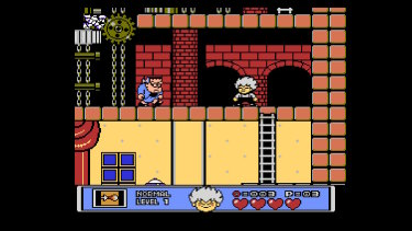 Kid Dracula looks and sounds so good, but it's an absolutely punishing game.