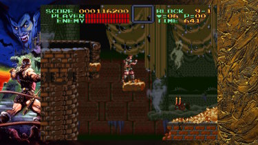 Castlevania Anniversary Collection review: worth sinking your teeth into