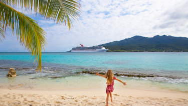 My cruise ship holiday was the first family holiday that didn't feel like work.