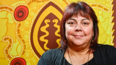 Cheryl Axleby, co-chair of Aboriginal-led justice coalition Change the Record.