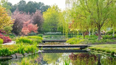 Mayfield Gardens in Oberon.