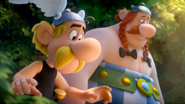 Asterix is back.