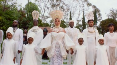 Beyonce chose to spotlight designers including Alon Livné and Laurel DeWitt in Black is King.